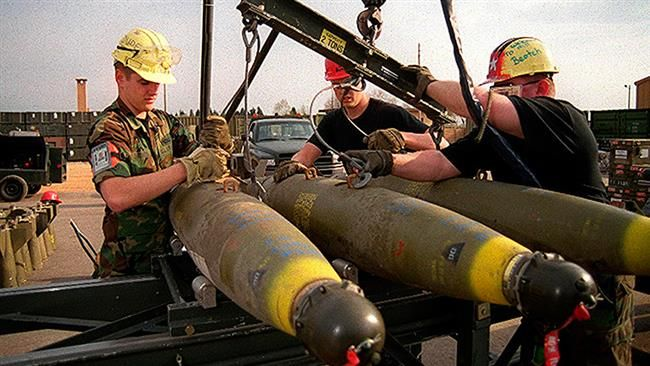 An international legal team has been formed by Serbia to sue NATO over its alleged use of depleted uranium in Yugoslavia 18 years ago.