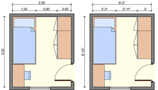 Kids bedroom layout kids bedroom dimensions kids room for Bathroom design for 8x10 room
