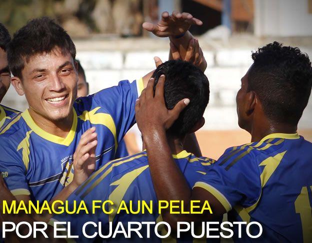 Managua FC En La Pelea