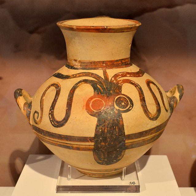 14 best 1200 1100 bc ancient greek minoan pottery images for Ancient greek pottery decoration
