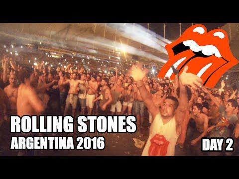 Rolling Stones Argentina 2016 - Desde el Pogo (10/02/2016)