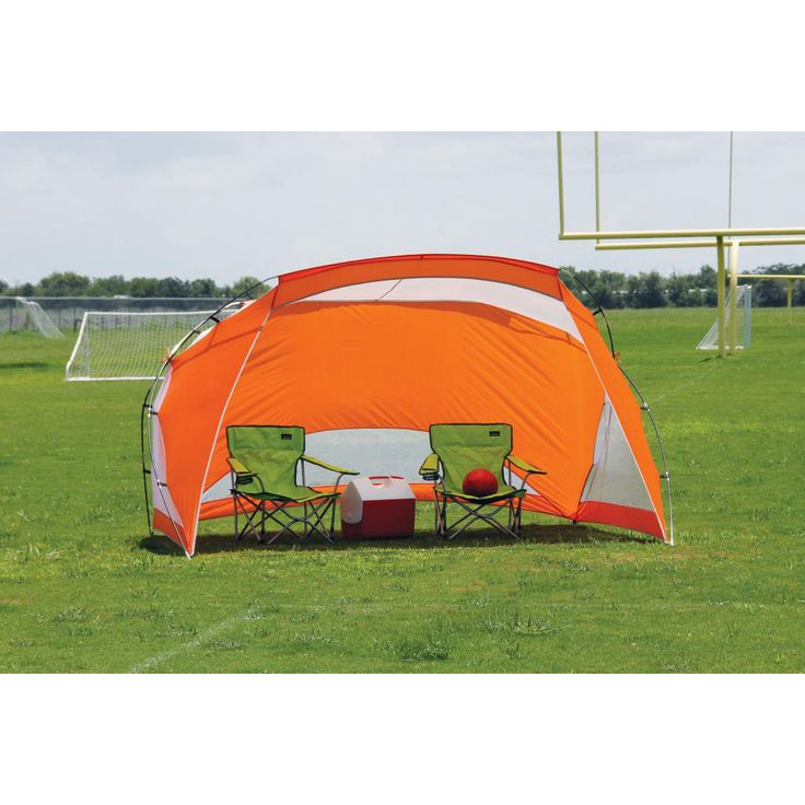 The Texsport Sport/ Beach Shelter is fast, easy and convenient. It provides UV protection and cool comfort.