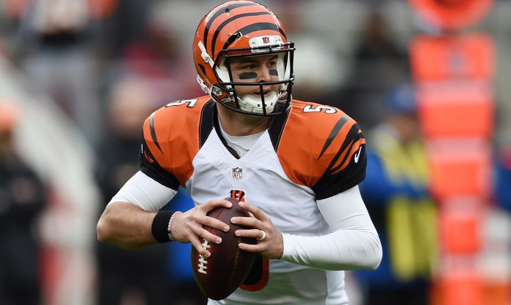 In his first NFL start, AJ McCarron played capably against an overmatched 49ers team, tossing one touchdown and feeding Jeremy Hill for two more, as the Bengals took care of business, clinching a playoff berth for the fifth consecutive season.
