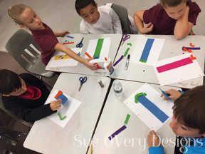 PT-How to make a Monster Felt bookmark - kids crafts - easy crafts - felt crafts, diy felt monster bookmark