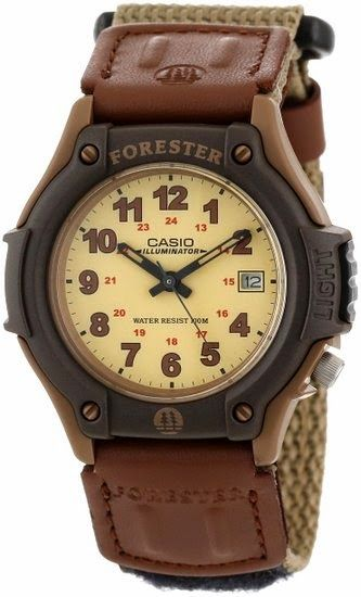 Casio Men's FT500WVB-5BV $18.22 http://roksmu.blogspot.com/2014/07/mens-watch.html