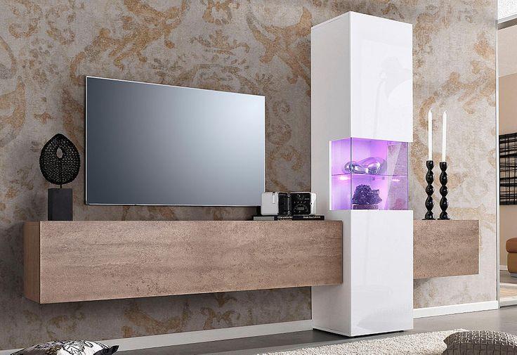 Die besten 25+ Tv möbel ottos Ideen auf Pinterest Ikea tv möbel - fernsehwand ideen moebel wohnzimmer