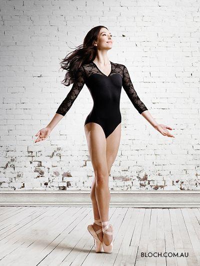 Bloch Dancewear Leotard - Hannah O'Neill, courtesy of The Australian Ballet School
