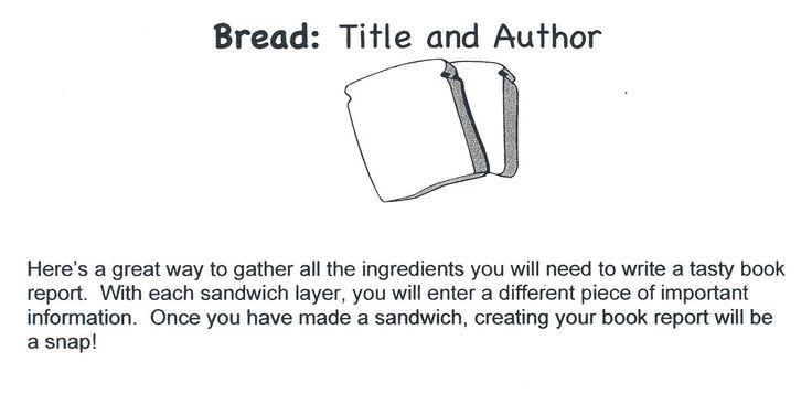 How to Write a Book Report - Book Review Unit- Germantown Academy Third Grade