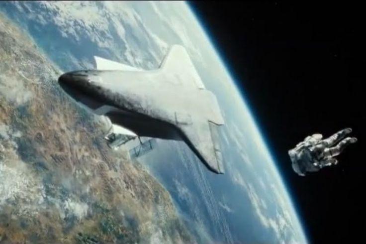 """Aleteia te invita al cine: Gravity. No estamos """"perdidos"""" en el Universo"""