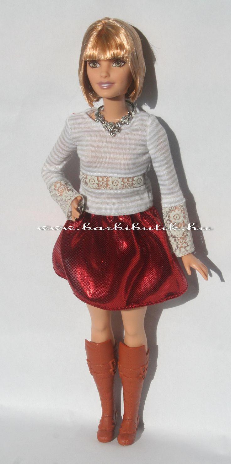 Alacsony Barbie 2016/Petit Barbie 2016 Love that lace