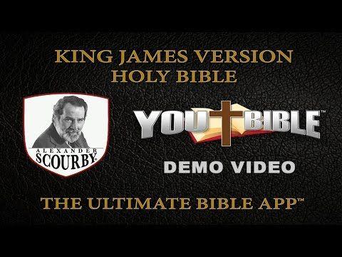 Audio Bible Download, Bible App, King James Bible Download, KJV Holy Bible App