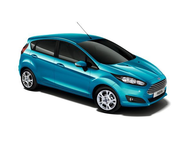 FORD Fiesta 1.6 TDCi Trend 5-dr Dsl MY13