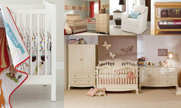 Baby Furniture Stores and Sources in Southeast Michigan