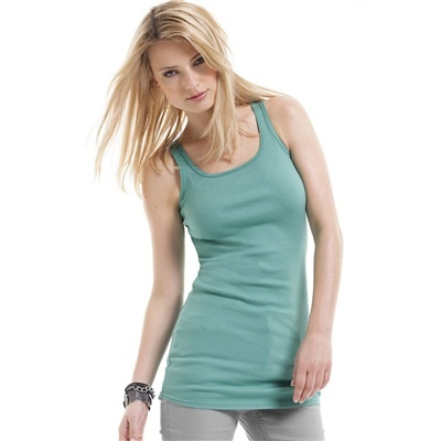 Long Vest Tops For Leggings