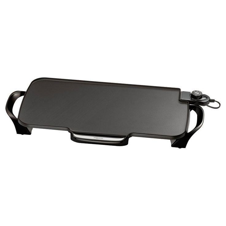 Presto 07061 22-inch Electric Griddle - 07061