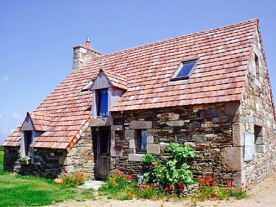 Frankreich- Bretagne-Ferienhaus Tredrez