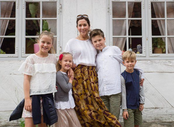 Pin On Denmark Royal Family
