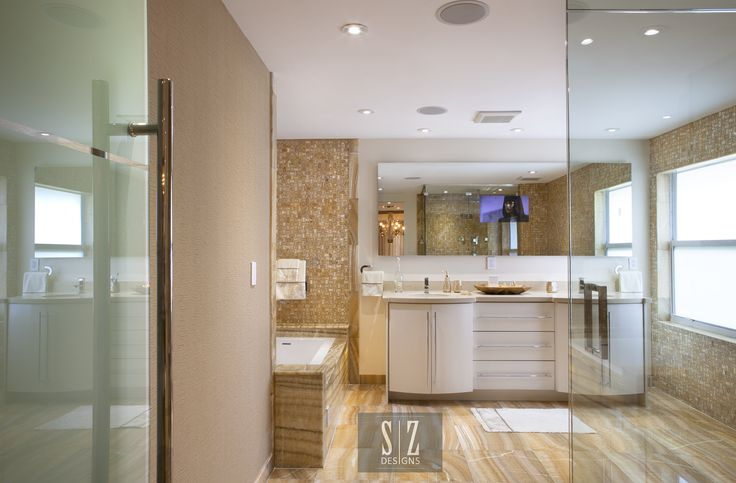 Flooring with matching stone tile mosaics swarovski encrusted access
