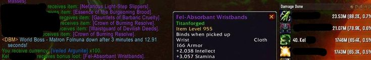 Legion's loot system is fair. #worldofwarcraft #blizzard #Hearthstone #wow #Warcraft #BlizzardCS #gaming