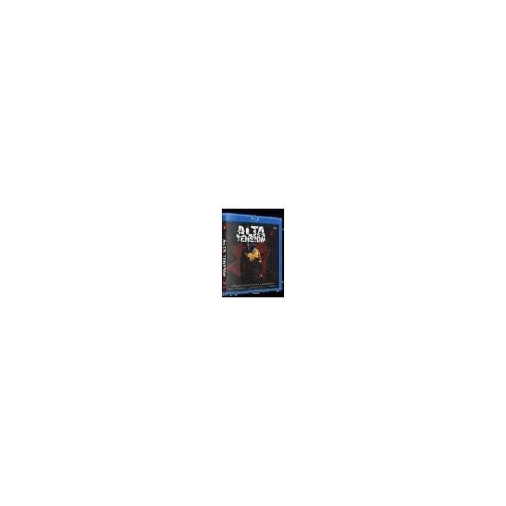 ALTA TENSION BLU-RAY Soporte: BD25. Idiomas audio: castellano dts 5.1 - frances dtshd 7.1. Idiomas subtitulos: castellano,  ingles. Formato pantalla: 16:9   2,35. Duracion: 90 minutos. Imagen: Color. Extras: entrevistas (40 minutos aprox) + trailer + escenas de rodaje. Fecha lanzamiento distribuidor: 18 julio 2016 .