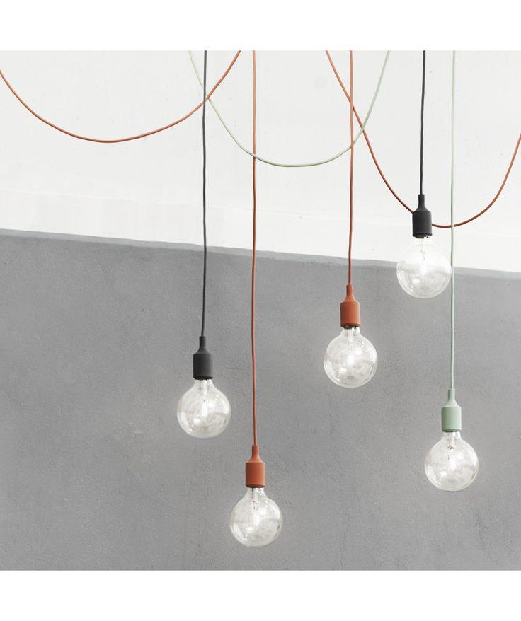Muuto e27: l'essenza della lampada.
