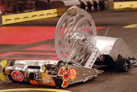 ABC Revives 'BattleBots' As Summer Reality Series