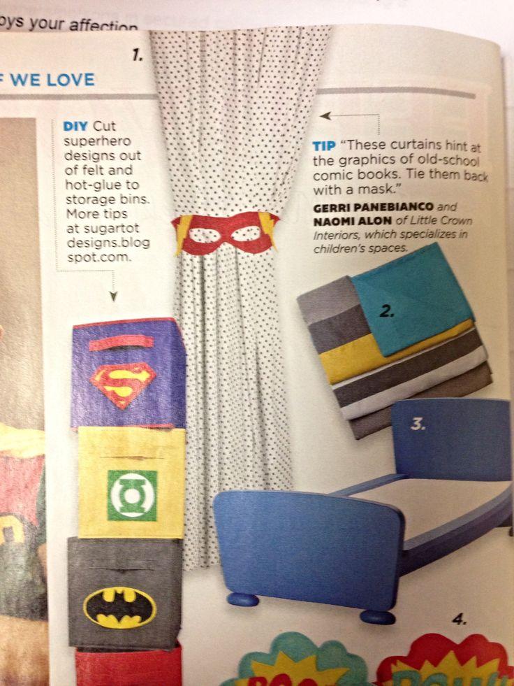 Superhero Room Design: 17 Best Images About Superhero Bedroom On Pinterest