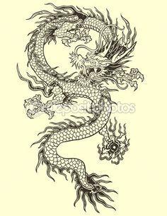 drago fantasy disegno - Cerca con Google