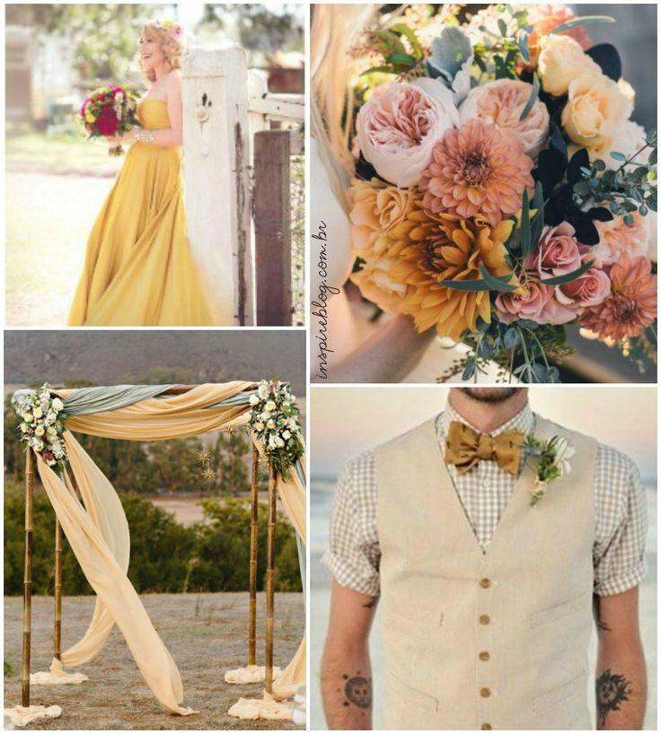 pantone fall 2015 oak buff inspire brides 2