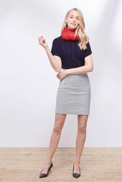 Cortefiel faldas primavera 2017 (1)