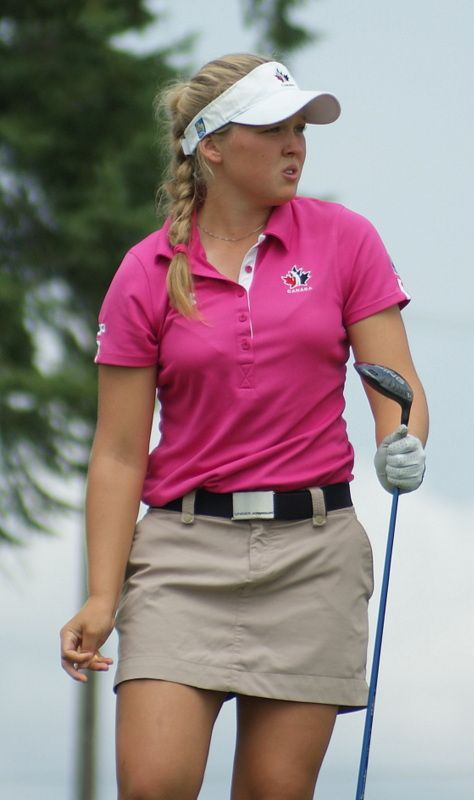 Brooke Henderson Turns Pro, Top-Ranked Canadian.   ... http://scotfin.com/scot-fin-novel/ says, It may get cold here, but Canadians can still golf.