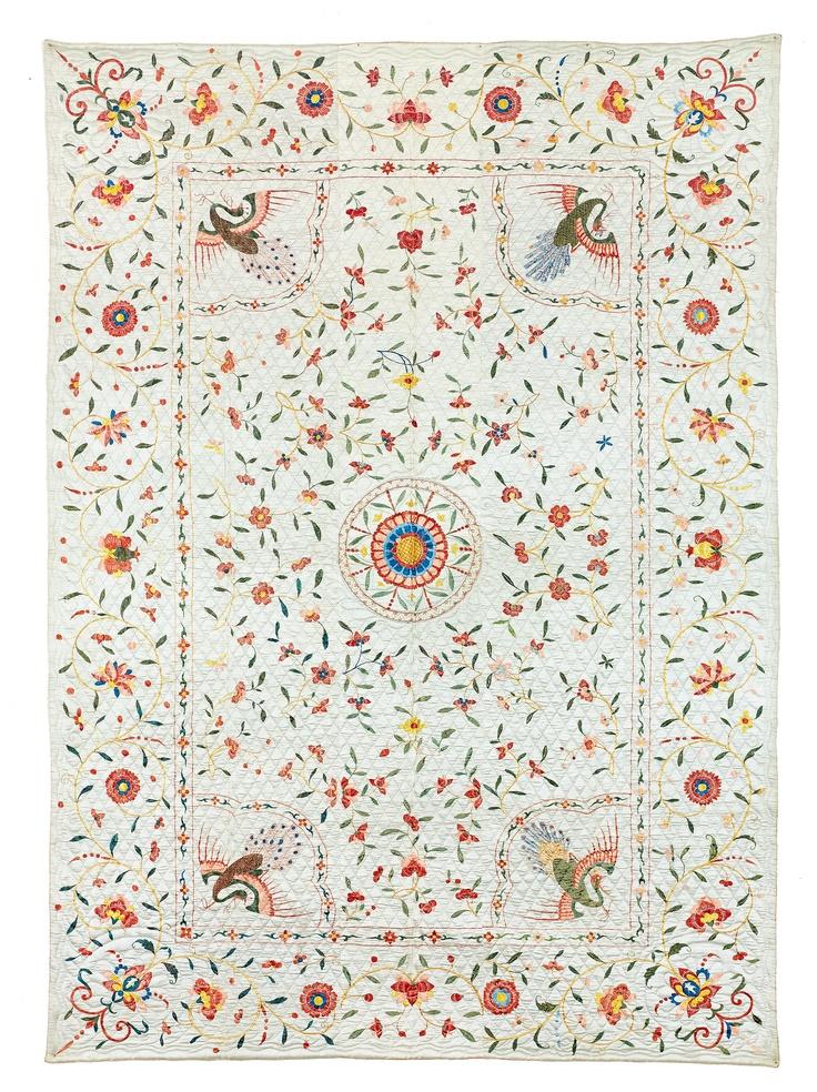 Portuguese Silk Embroidery