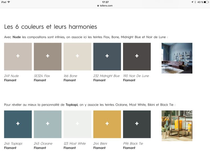 Best 25 nuancier tollens ideas on pinterest pantone pantonier and palettes de couleurs bleu - Pantone tollens ...