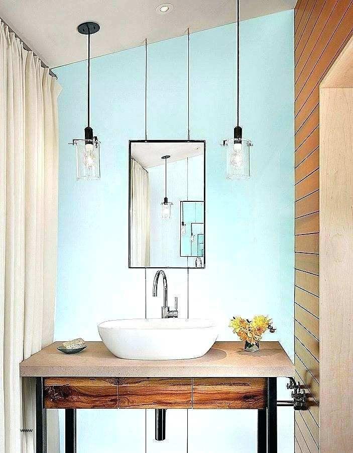 Pendant Lighting For Bathroom Vanity