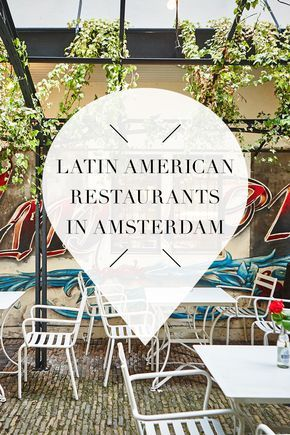 """Where to eat latin american food in Amsterdam? Travel blog http://www.yourlittleblackbook.me made a list of the must visit restaurants for this kind of food. Planning a trip to Amsterdam? Check http://www.yourlittleblackbook.me/ & download """"The Amsterdam City Guide app"""" for Android & iOs with over 550 hotspots: https://itunes.apple.com/us/app/amsterdam-cityguide-yourlbb/id1066913884?mt=8 or https://play.google.com/store/apps/details?id=com.app.r3914JB"""