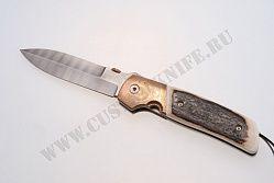 Нож ATCF Fighter 2007 от Bob Terzuola. Нож ATCF Fighter 2007 продолжает известную линию ножей ATCF. Модель была разработана американским ножовщиком Робертом Терзуолой. Также его называют Бобом Терзуолой. Он один из «отцов» современного тактического ножа.  Нож ATCF Fighter 2007 обладает такими характеристиками, как способность разрезать любой материал, обеспечить сохранность рук человека и оставаться в рабочем состоянии при любых условиях.