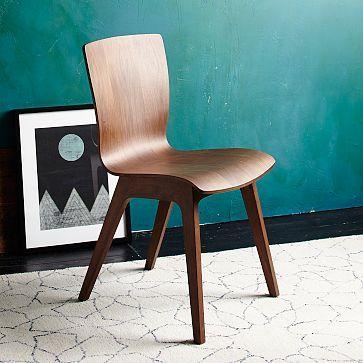 Crest Bentwood Chair - West Elm