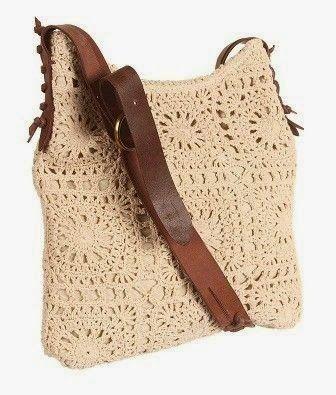 innovart crocheted: bags