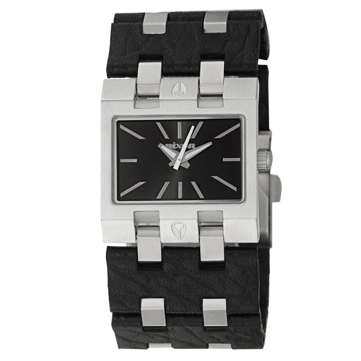 Nixon Women's Stainless Steel 'Rig' Watch - Overstock™ Shopping - Big Discounts on Nixon Nixon Women's Watches