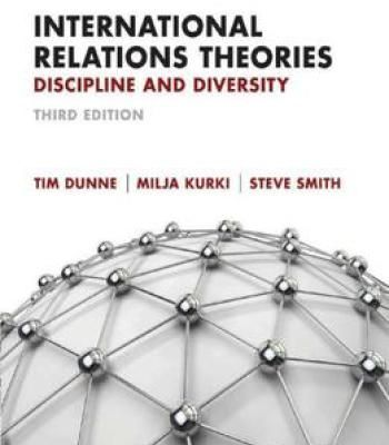 International Relations Theories PDF