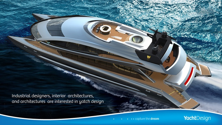 yacht design sample