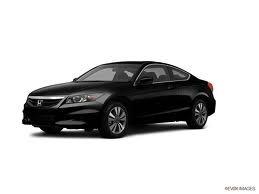 Accord Coupe Black
