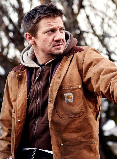 Jeremy Renner as Cory Lambert in Wind River (2017)