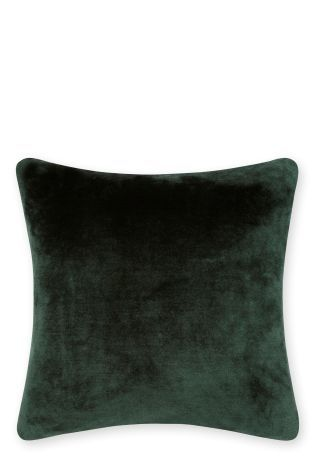 Buy Glossy Faux Fur Cushion online today at Next: Israel