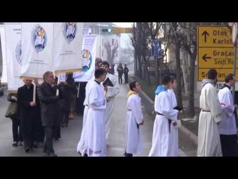 Obred vrata ©Maarko Čuljat Lika press www.licke-novine.hr Lička televizi...