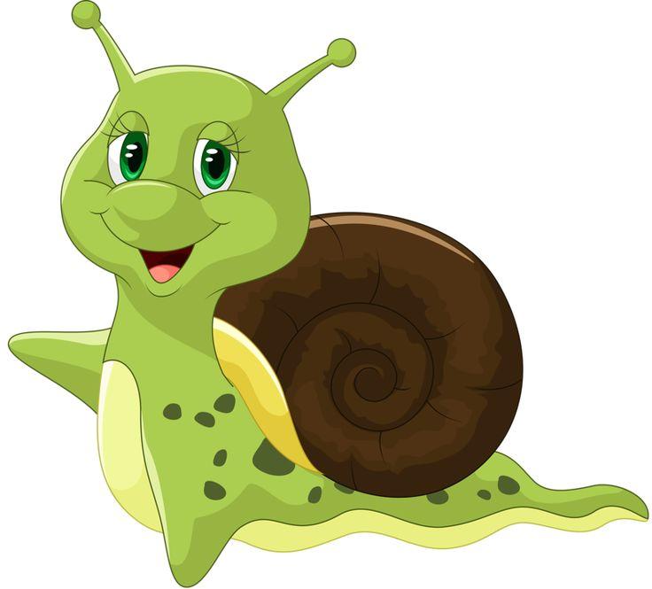 140 best a snails life images on pinterest snails clip - Clipart escargot ...