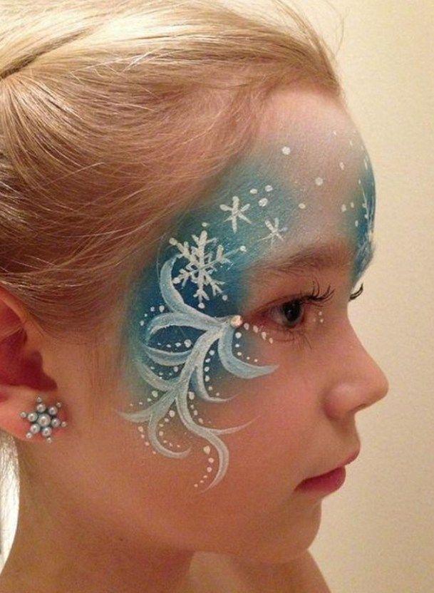 rainha-de-arandele-fantasia-de-ultima-hora_mais-de-50-ideias-para-pintura-facial-infantil