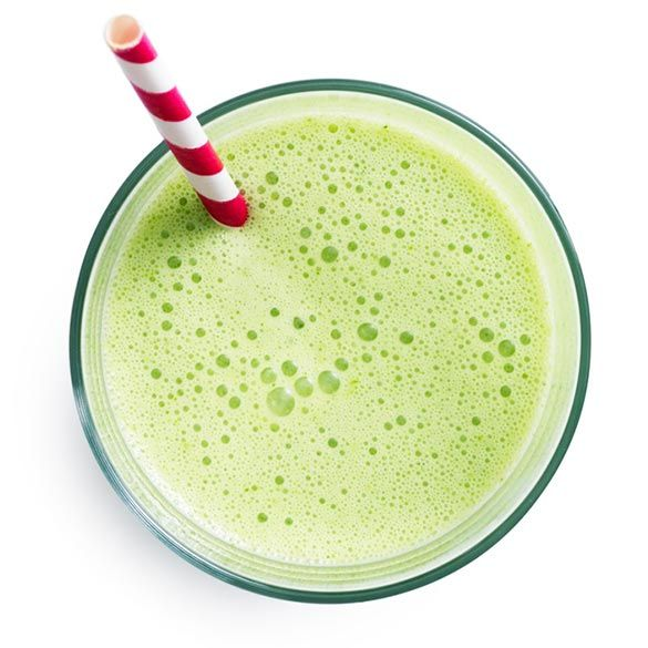 Full of nutrition and delicious, this creamy Banana and Kale smoothie is the perfect energy boost. Add chia seeds for extra protein or ginger for some zing.