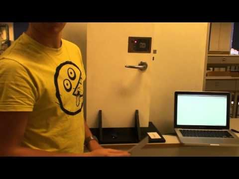 Arduino RFID Door Lock - YouTube