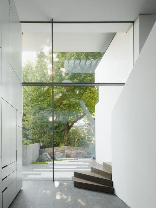 window: Brenner Architects, Alexander Brenner, Home Interiors, Houses Heidehof, Design Interiors, Interiors Design, Modern Houses, Modern Interiors, Design Home